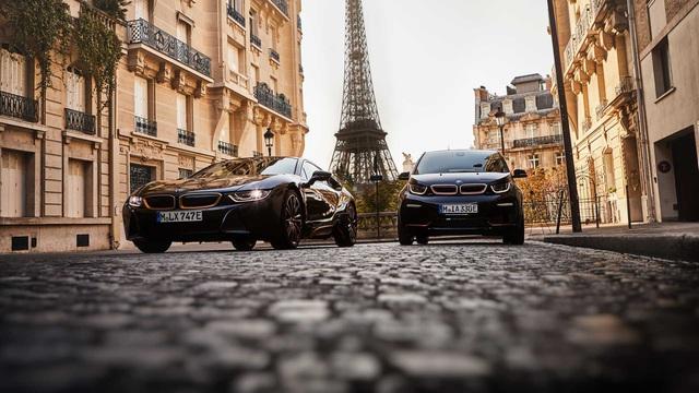 Ra mắt BMW i8 phiên bản đặc biệt - Lời chào trước khi khai tử - Ảnh 1.