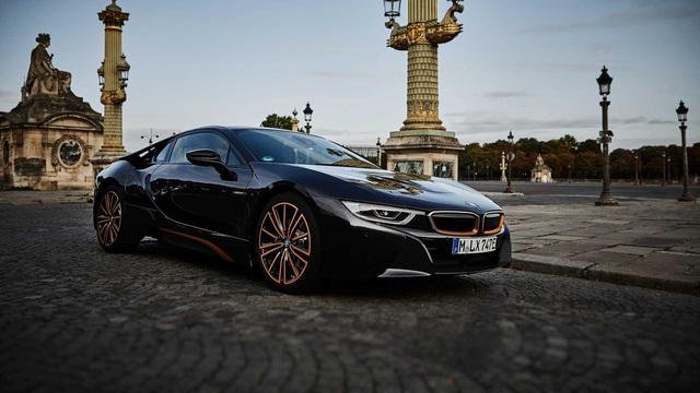 Ra mắt BMW i8 phiên bản đặc biệt - Lời chào trước khi khai tử - Ảnh 5.