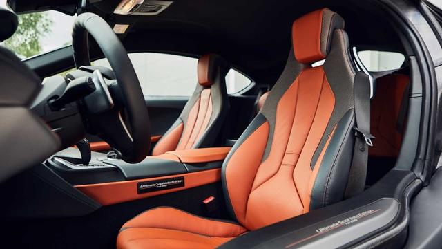 Ra mắt BMW i8 phiên bản đặc biệt - Lời chào trước khi khai tử - Ảnh 7.