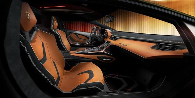 Ra mắt siêu phẩm Lamborghini Sián mạnh 808 mã lực, tốc độ tối đa 350 km/h - Ảnh 11.