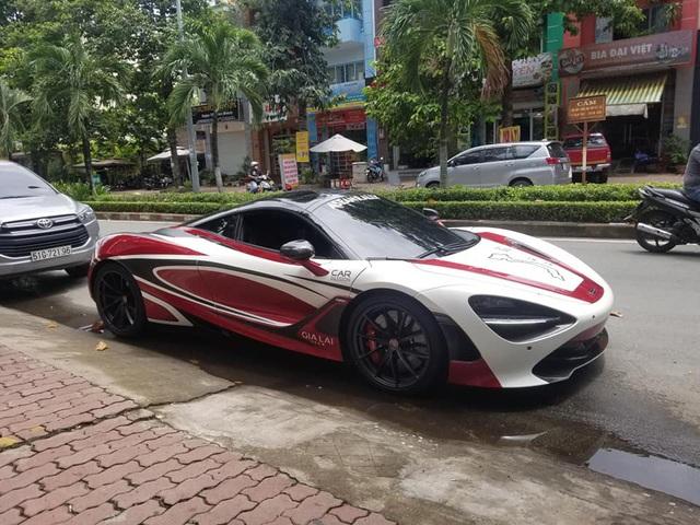 McLaren 720S của trưởng đoàn Car Passion hoàn tất decal mới, sẵn sàng chạy tiền trạm ASEAN Rally 2020 - Ảnh 5.