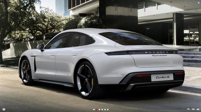 Porsche Taycan sắp về Việt Nam có thể tùy biến khủng ra sao? - Ảnh 3.
