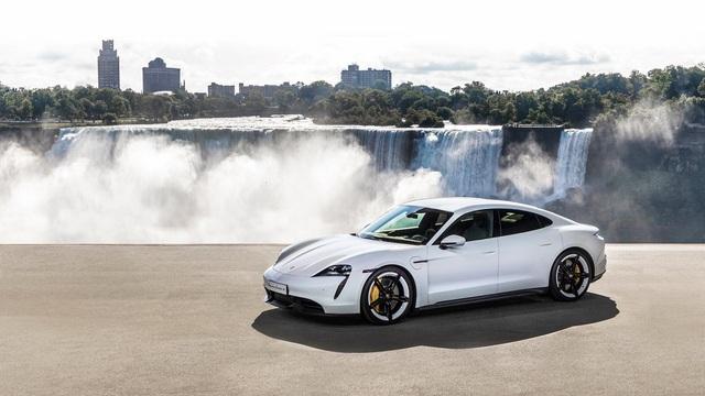 Porsche Taycan ra mắt, xứng danh siêu phẩm chỉ chờ ngày về Việt Nam - Ảnh 6.