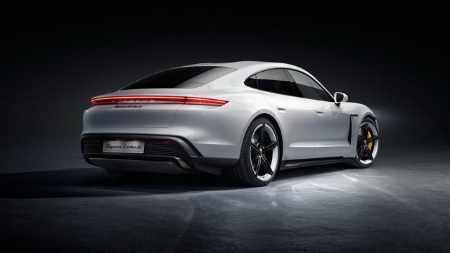 Porsche Taycan ra mắt, xứng danh siêu phẩm chỉ chờ ngày về Việt Nam - Ảnh 4.