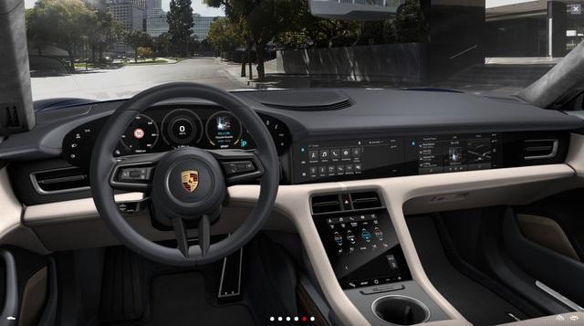 Porsche Taycan sắp về Việt Nam có thể tùy biến khủng ra sao? - Ảnh 2.