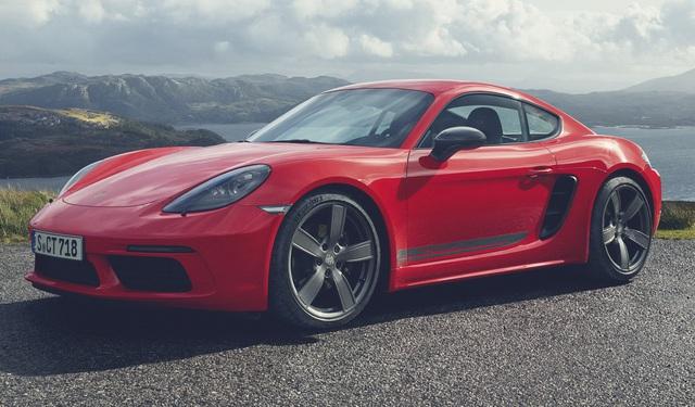 Tiếp đà Taycan, Porsche ra mắt Boxster và Cayman thuần điện trong 12 tháng tới - Ảnh 1.