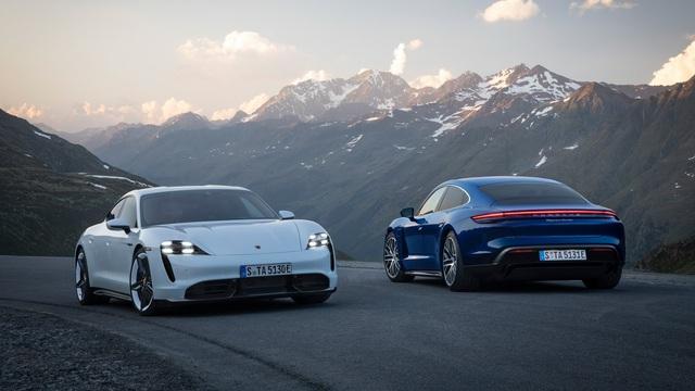 Porsche Taycan ra mắt, xứng danh siêu phẩm chỉ chờ ngày về Việt Nam - Ảnh 1.