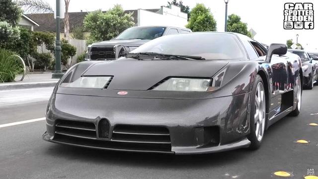 Đây là chiếc siêu xe Bugatti độc nhất vô nhị trong lịch sử, tỷ lệ bắt gặp thấp hơn trúng xổ số - Ảnh 3.