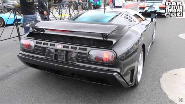 Đây là chiếc siêu xe Bugatti độc nhất vô nhị trong lịch sử, tỷ lệ bắt gặp thấp hơn trúng xổ số - Ảnh 4.