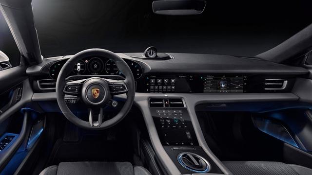 Porsche Taycan ra mắt, xứng danh siêu phẩm chỉ chờ ngày về Việt Nam - Ảnh 10.