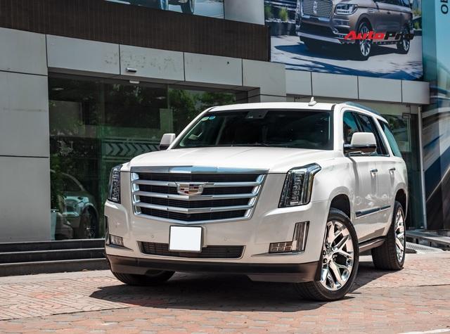 Những mẫu SUV full-size giá tiền tỷ làm nức lòng giới nhà giàu Việt Nam - Ảnh 4.