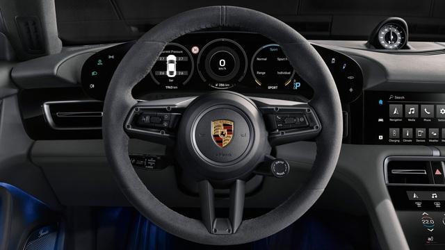 Porsche Taycan ra mắt, xứng danh siêu phẩm chỉ chờ ngày về Việt Nam - Ảnh 11.