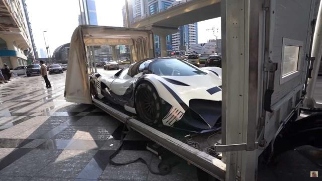 Bugatti vừa phá kỷ lục thế giới, Devel Sixteen 5.000 mã lực liền trở lại đầy ẩn ý - Ảnh 4.