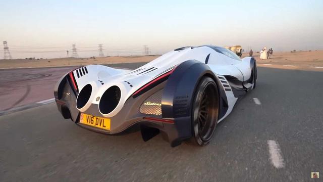 Bugatti vừa phá kỷ lục thế giới, Devel Sixteen 5.000 mã lực liền trở lại đầy ẩn ý - Ảnh 3.
