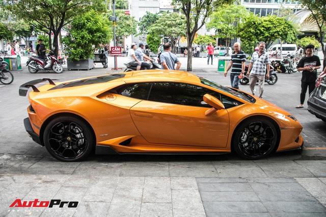 """Đại gia may mặc Đà Nẵng bán Lamborghini Huracan """"san bằng tất cả"""" vào Sài Gòn - Ảnh 6."""