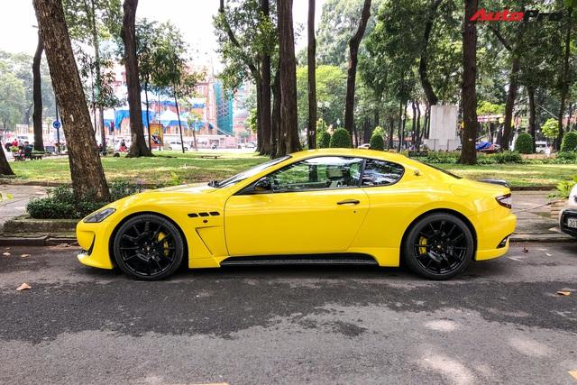 Maserati Granturismo độ rao bán với lời chào Mua rẻ hơn 1/4 giá xe mới - Ảnh 2.