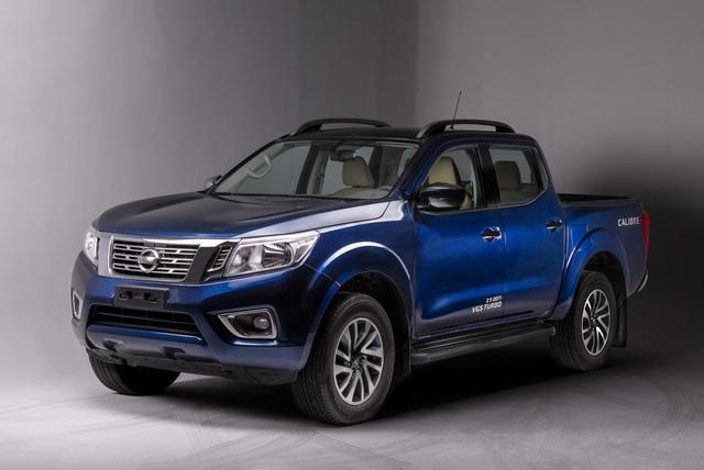 Đuối sức trước Ford Ranger, Nissan Navara tung bản mới thêm trang bị, giá 679 triệu đồng - Ảnh 9.