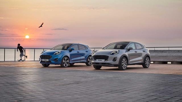 Ford mong hút khách châu Âu bằng phiên bản đỉnh cao của Puma là Titanium X - Ảnh 1.