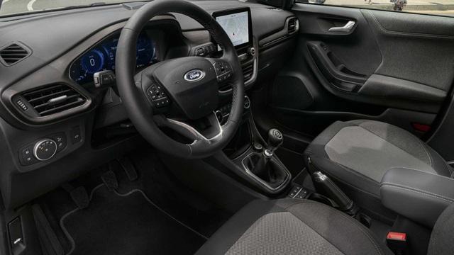 Ford mong hút khách châu Âu bằng phiên bản đỉnh cao của Puma là Titanium X - Ảnh 5.