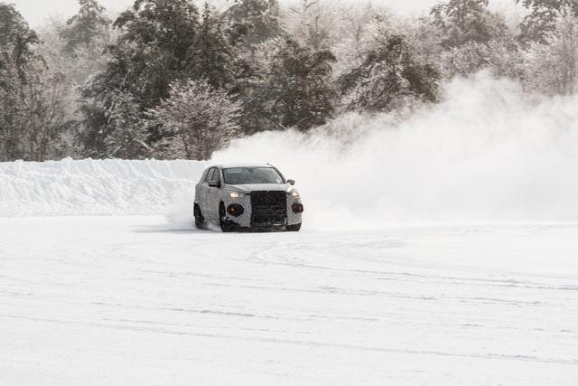 Ford Mustang phiên bản SUV chạy điện tiếp tục lộ diện và chốt lịch mở bán - Ảnh 1.