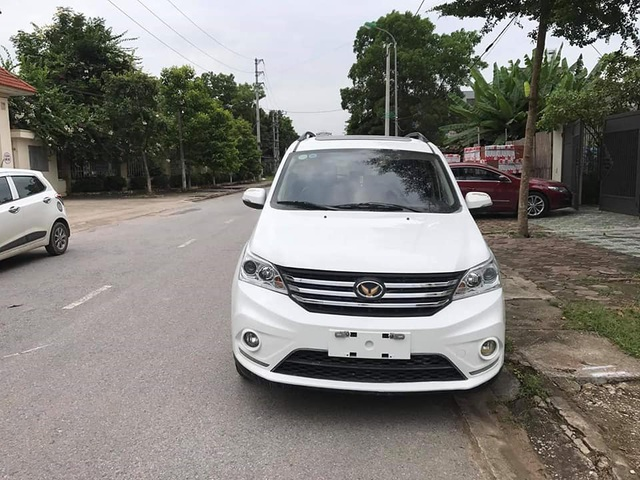 Chạy 58.000 km, MPV 7 chỗ Trung Quốc vẫn có giá bán lại ngang Hyundai Grand i10 - Ảnh 1.