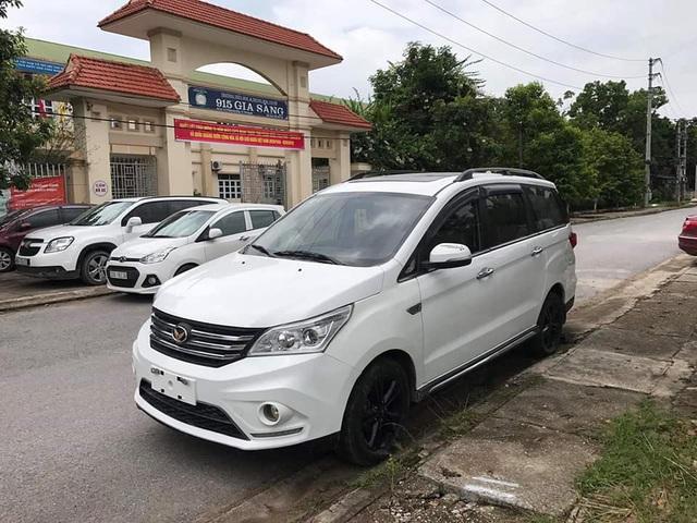 Chạy 58.000 km, MPV 7 chỗ Trung Quốc vẫn có giá bán lại ngang Hyundai Grand i10 - Ảnh 5.