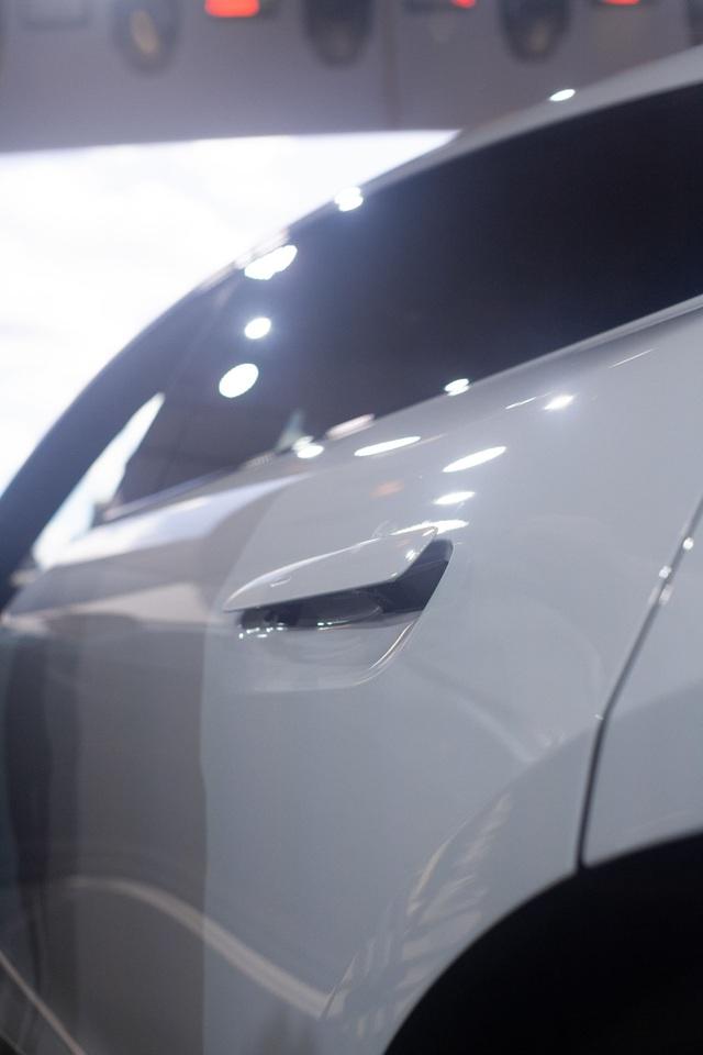 Những điểm nhấn thú vị trên Porsche Taycan sẽ về Việt Nam - Ảnh 4.