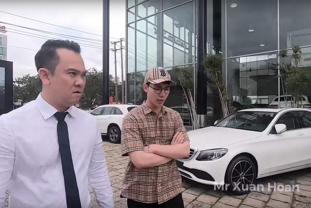 Sau khi mượn Range Rover Evoque của Đức Phúc, Erik chốt mua... Mercedes-Benz GLC 300 - Ảnh 2.