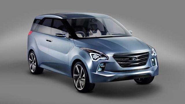 Hyundai sắp có MPV 7 chỗ đối đầu Mitsubishi Xpander - Ảnh 1.