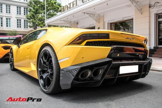 Đại gia Bến Tre mua lại Lamborghini Huracan từng của Cường Đô-la cùng lai lịch thú vị xung quanh chiếc xe này - Ảnh 3.