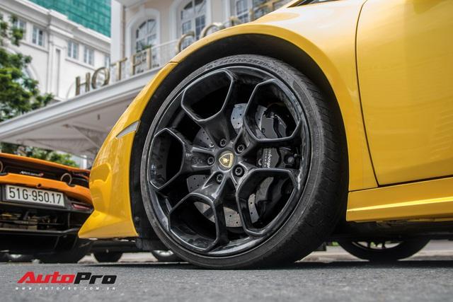 Đại gia Bến Tre mua lại Lamborghini Huracan từng của Cường Đô-la cùng lai lịch thú vị xung quanh chiếc xe này - Ảnh 7.