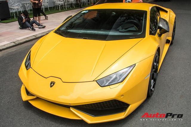 Đại gia Bến Tre mua lại Lamborghini Huracan từng của Cường Đô-la cùng lai lịch thú vị xung quanh chiếc xe này - Ảnh 4.
