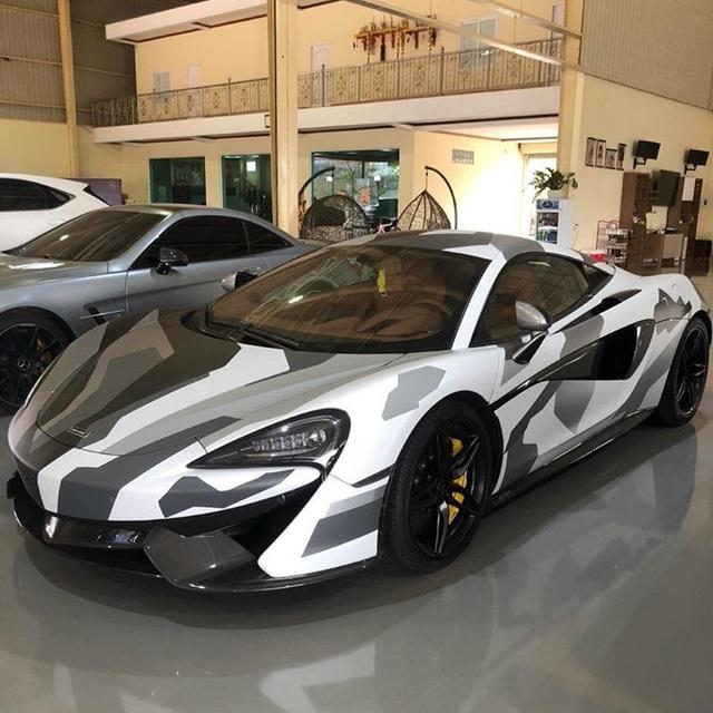McLaren 570S màu dị về tới Nha Trang, sẽ nhập đội hình Car Passion để xuyên Đông Nam Á? - Ảnh 3.