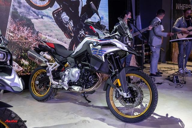 THACO giới thiệu 3 mẫu mô tô địa hình BMW Motorrad tại Việt Nam, giá dự kiến từ 629 triệu đồng - Ảnh 3.