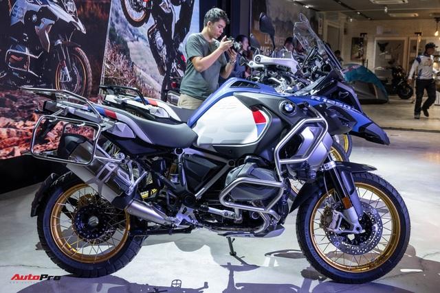 THACO giới thiệu 3 mẫu mô tô địa hình BMW Motorrad tại Việt Nam, giá dự kiến từ 629 triệu đồng - Ảnh 5.