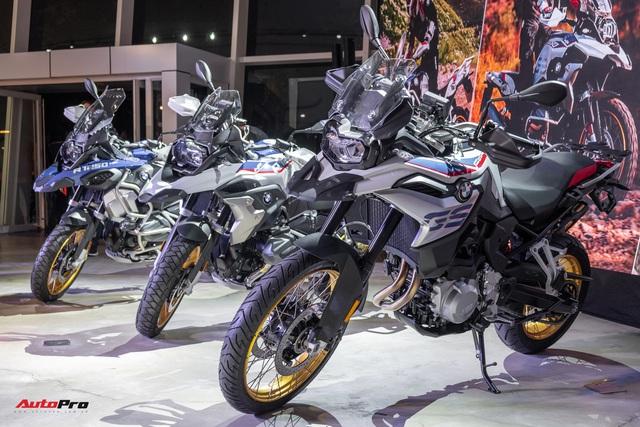 THACO giới thiệu 3 mẫu mô tô địa hình BMW Motorrad tại Việt Nam, giá dự kiến từ 629 triệu đồng - Ảnh 2.