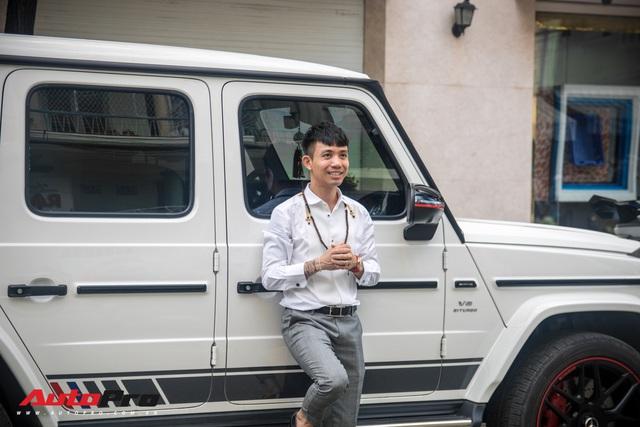 Minh Nhựa ngồi đầu xe Lamborghini Urus chụp ảnh cùng dàn xe hơn 100 tỷ đồng phục vụ đám cưới cô con gái - Ảnh 5.