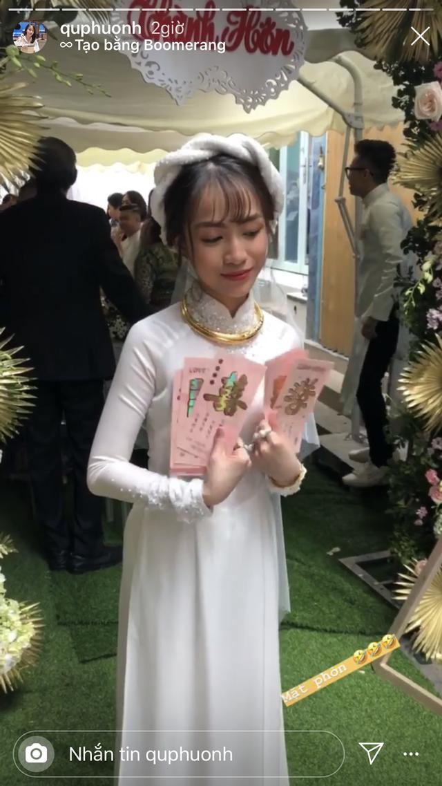 Đại gia Minh Nhựa thể hiện đẳng cấp trong đám cưới con gái: 15 siêu xe gần 100 tỷ hộ tống, ái nữ đeo sính lễ vàng và kim cương mỏi tay - Ảnh 7.