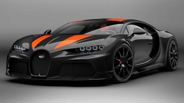 Siêu xe Bugatti có tốc độ khủng khiếp gần 500 km/h là Chiron Super Sport 300+ - Ảnh 2.