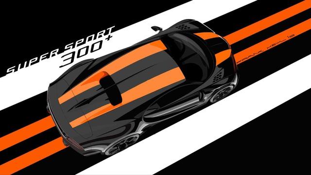 Siêu xe Bugatti có tốc độ khủng khiếp gần 500 km/h là Chiron Super Sport 300+ - Ảnh 6.