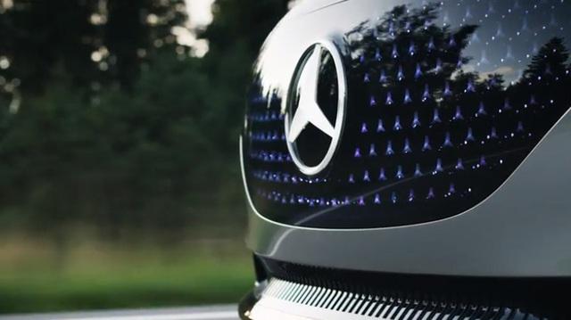 'Mercedes S-Class của xe điện' tung trailer cuối cùng sát giờ ra mắt