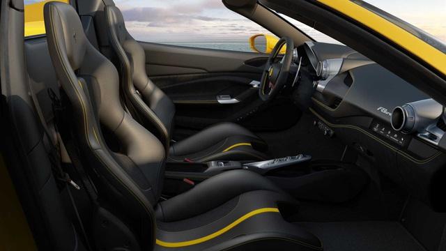 Ferrari F8 Spider hậu duệ 488 Spider ra mắt, có thể bán chính hãng cho đại gia Việt - Ảnh 6.