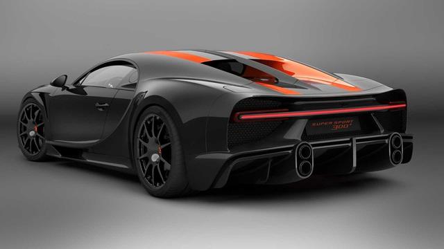 Siêu xe Bugatti có tốc độ khủng khiếp gần 500 km/h là Chiron Super Sport 300+ - Ảnh 3.