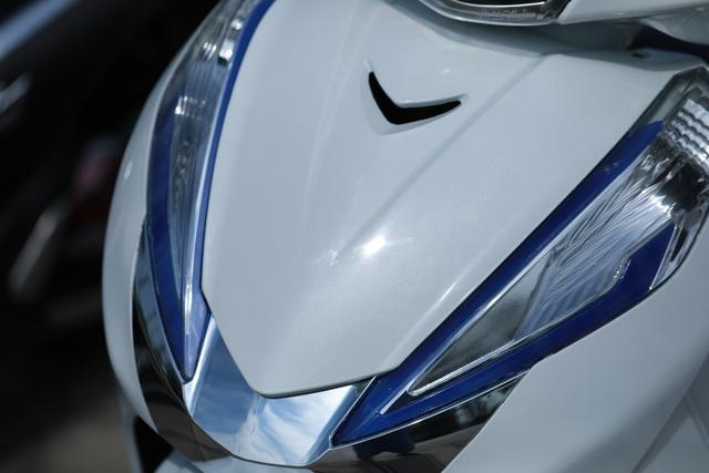 Xưởng độ ở Sài Gòn biến hóa Honda SH125i/150i thành SH300i với chi phí 12 triệu đồng - Ảnh 5.