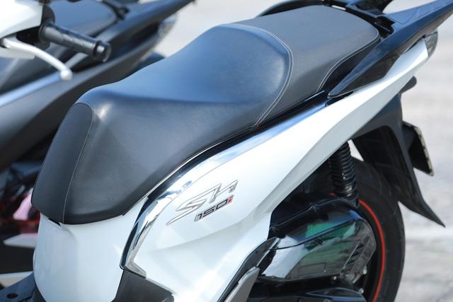 Xưởng độ ở Sài Gòn biến hóa Honda SH125i/150i thành SH300i với chi phí 12 triệu đồng - Ảnh 9.