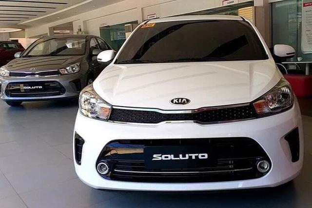 Kia Soluto lộ giá bán chưa đến 400 triệu đồng - xe hạng B giá ngang VinFast Fadil - Ảnh 3.