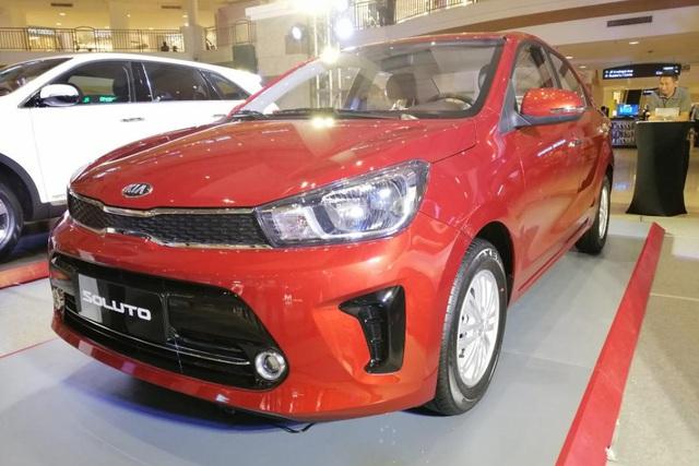 Kia Soluto giá từ 399 triệu đồng chốt lịch ra mắt, đe doạ vua doanh số Toyota Vios - Ảnh 1.