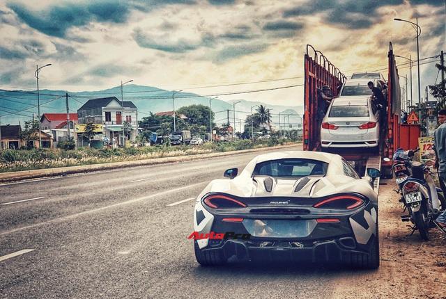 McLaren 570S màu dị về tới Nha Trang, sẽ nhập đội hình Car Passion để xuyên Đông Nam Á? - Ảnh 2.