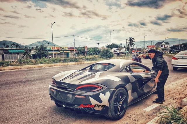 McLaren 570S màu dị về tới Nha Trang, sẽ nhập đội hình Car Passion để xuyên Đông Nam Á? - Ảnh 1.