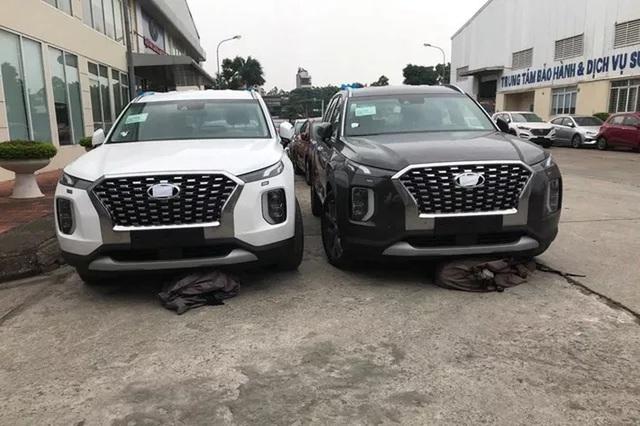 Khách Việt đã có thể mua Hyundai Palisade với giá trên 2 tỷ đồng - Ảnh 2.